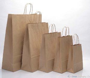torba papierowa z nadrukiem promocja